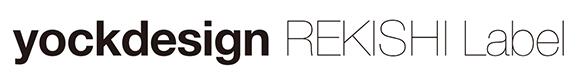 戦国&武将グラフィック yockdesign Rekishi Label